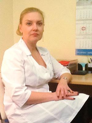 Синицына Анна Анатольевна